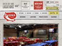 Top Secret Restaurant Site