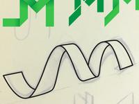 JM Logo Progression