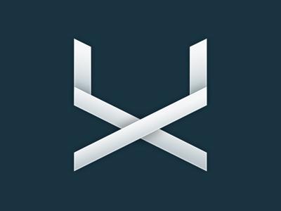 UX Logo ux logo illustrator vector improving improving enterprises