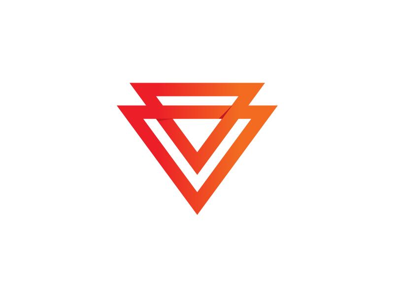 Coming soon. v logo illustrator rebrand