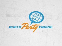 World Party Engine Logo