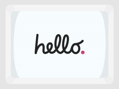 Hello Dribbble 👊