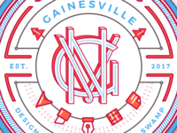 GNV Gainesville Monogram
