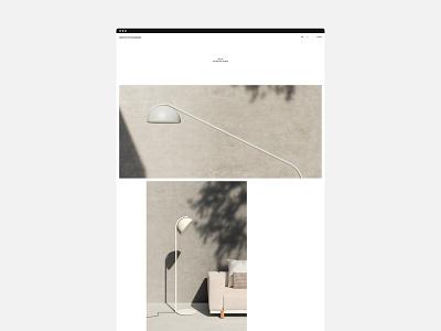 Naoto Fukasawa portfolio studio architect interior web design ui illustration design interface website dribbble behance typography logo branding