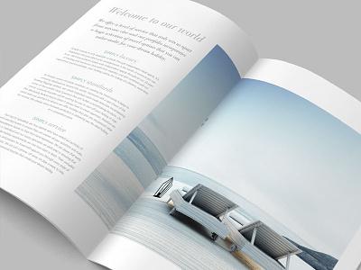 Simply Luxury Long Haul by Travel 2 Brochure Spread thailand indian ocean mauritius maldives spread simply luxury travel brochure