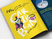 Caribbean - Feel the Rhythm artwork by Travel 2