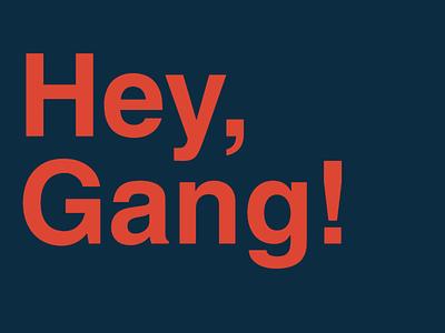 Shiny new web design portfolio