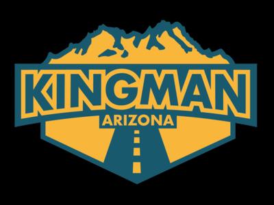 Kingman Sticker
