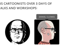 Comics participants hover state