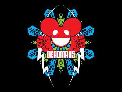 Deadmau5 New Year Shirt Design (2011)