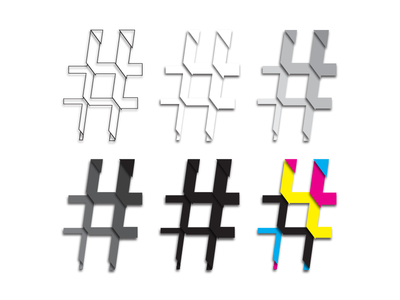 Hashtag Style Concepts