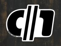 Reversed Crest - Original Limited Sticker