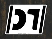 Shorthand Logo - Original Limited Sticker