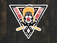Clown - Original Limited Sticker