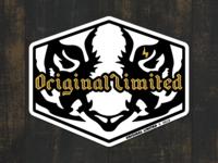Blind Tiger - Original Limited Sticker