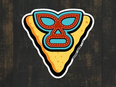 Nachoooooo - Original Limited Sticker