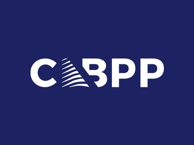 CNBPP geometric sailing voile sun sea logo identity sail