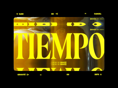 Gravité - Titlecard typography art typography title sequence title design title card title music motion graphics motiongraphics motion design motion kinetic typography kinetictypography kinetic type kinetictype kinetic film festival art direction animation aftereffects