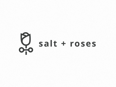 salt + roses