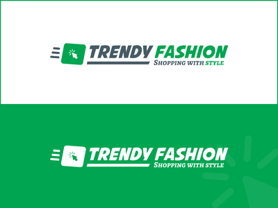 Trendy Fasion Logo illustration logo vector branding agency design design inspiration colorful