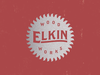 Elkin Wood Works Logo