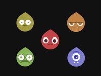 Ooze Icons