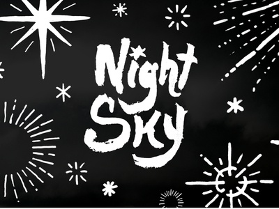 NightSky Creative Market Screenshot