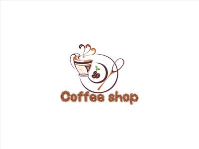COFFEE SHOP LOGO coffee logo logo design coffee shop logo logo