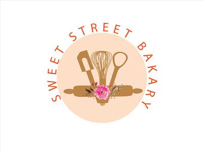 Bekary logo watercolor logo bekary logo logo design logo graphic design