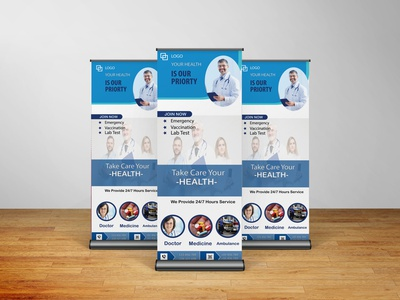X-stand Banner banner x-stand banner roll-up banner graphic design