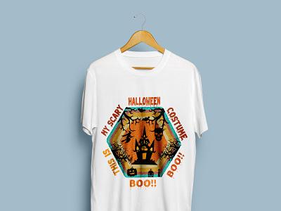 HALLOWEEN T-SHIRT DESIGN graphic design