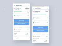 Cash Deposit design