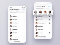 Messaging Screen
