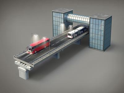 Sochi-2014 roads infographics construction scheme structure railroad transport tunnel bridge train road cutaway