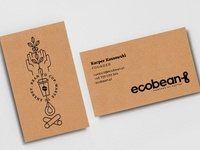 EcoBean Branding & illustrations