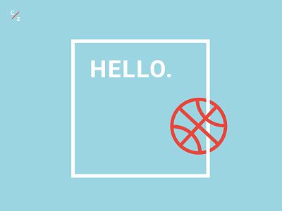 HELLO. hello introduction cz dribbble invitation debuts