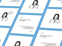 C / Business cards