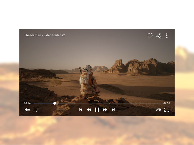Embed Video Player embed player video