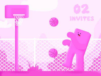 2 invites!