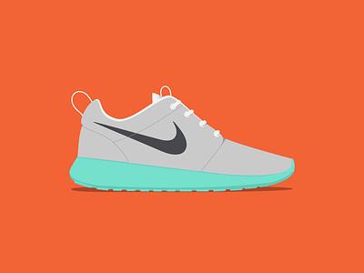 Nike Roshe Run Calypso nike roshe sneaker