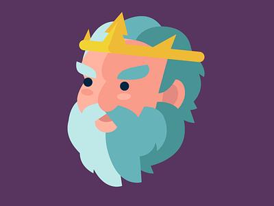 Poseidon gods poseidon