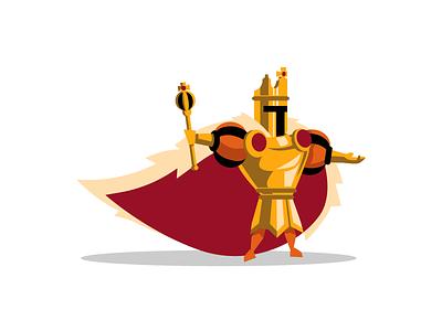 King Knight shovel knight knight king