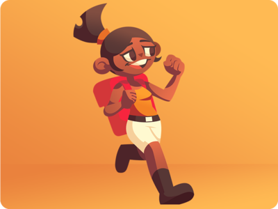 Ava games character design