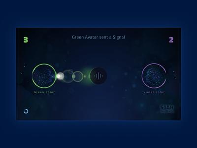 Interactiv Mental Game ui vector design branding illustration app design app figma view ux game design game