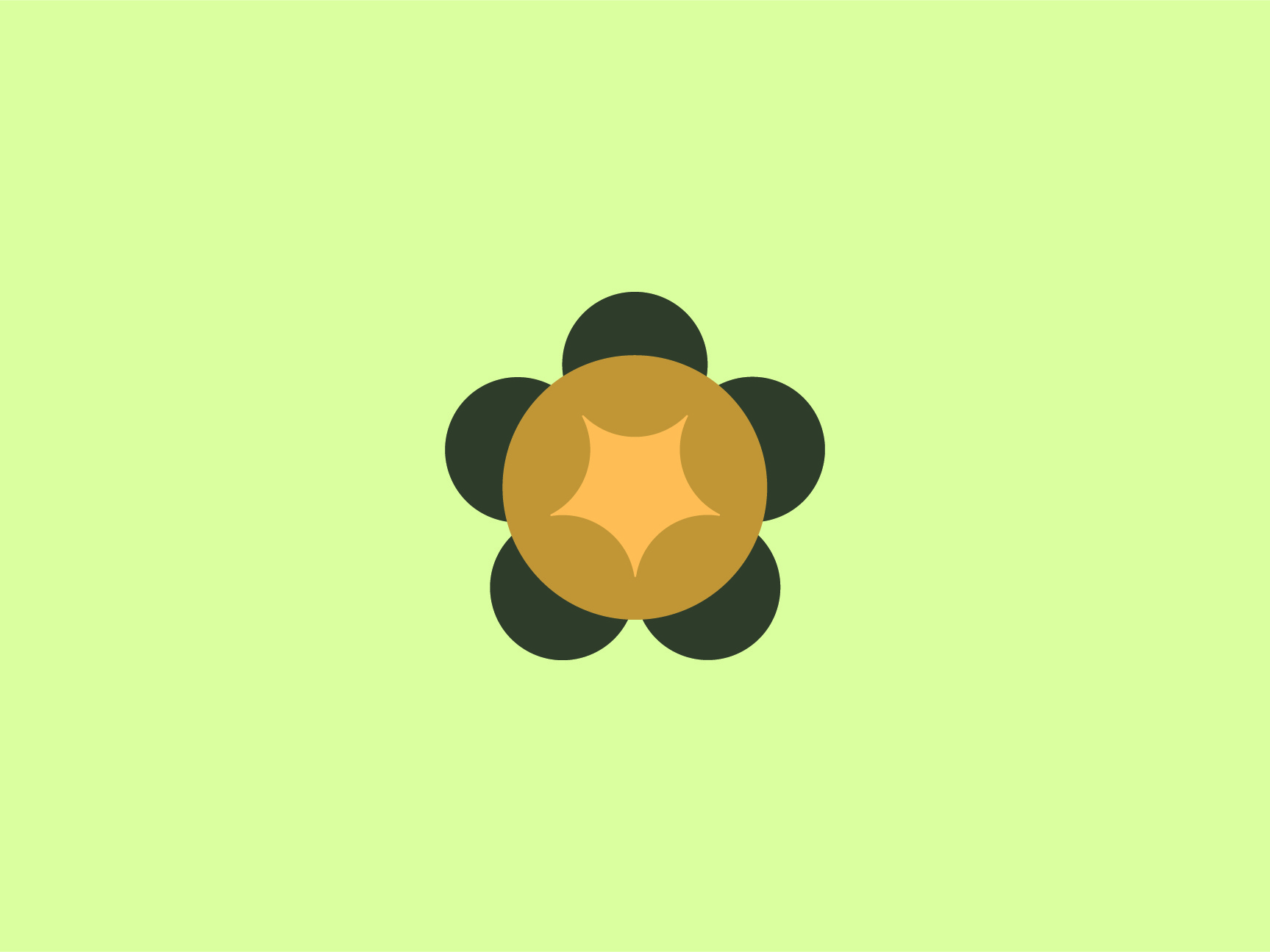 Turtle geometric logo dribbble 2a