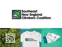 Climbers Coalition Brand Identity