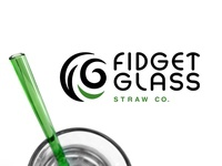 Fidget Glass Logo