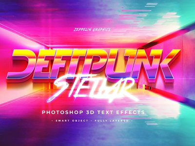 Cyberpunk 80s Text Effects light neon neon tittle typography poster illustration text effect text vector synthwave graphic design design logo text logo light designposter 80s 3d text 3d