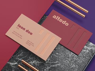Elegant Business Card Mockup Template template card branding ui illustration design 80s logo text logo designposter 3d text 3d card mockup card card business minimal business elegant