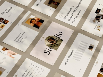 Simpelio web maintance web development annual report purpose multipurpose motion graphics vector keynote powerpoint graphic design branding illustration design designposter google slides google slides pitch deck template presentation